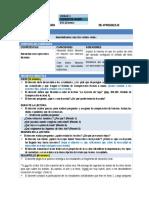 COM - U4 - 4to Grado - Sesion 06.docx