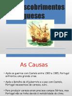 Os Descobrimentos Portugueses
