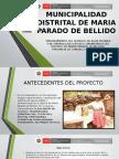 Municipalidad Distrital de Maria Finalparado de Bellido