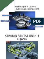 Komponen Enjin 4 Lejang