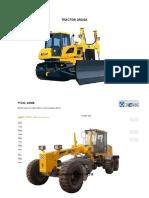 Tractor Oruga Xcmg