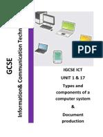 Module-1 iGCSE notes