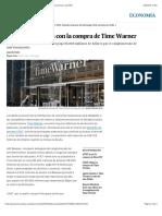 ATT Se Reinventa Con La Compra de Time Warner Economía EL PAÍS