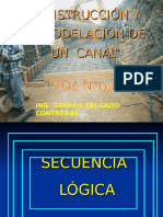 Proceso Const. Canal