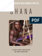 Peace Corps Ghana Welcome Book  |  February 2010