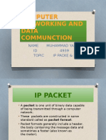 Computer Networking and Data Communction