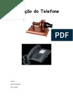 Evolução Do Telefone Nuno