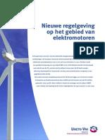 Energie Efficientere Elektromotoren
