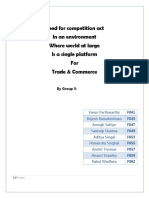 DivisionF_Group 5- Competition Act Report