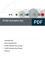 11. IP20C Activation Key