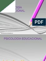 Clase 2 Psicología Educacional I