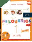 Les Loustics 1 Cahier