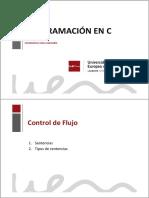 C3 Control de Flujo