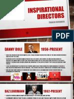inspirational directors