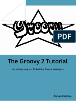 Groovytutorial Sample