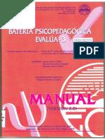 Evalúa 3