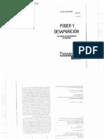 06-Calveiro, Pilar - Poder y desaparici+¦n. Libro completo.pdf