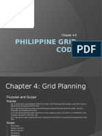 Philippine Grid Code Chapter 4-6