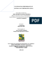 A Study on Financial Performance of Oil and Natural Gas Corporation (…(1)_original