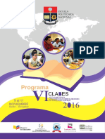 Programa Clabes 6