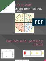 Clase 7 - Circuitos Serie, Paralelo y Mixtos