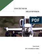 Conhecimentos Técnicos de Helicópteros (Carateristicas Gerais)