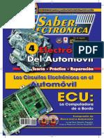 Club Saber Electrónica Nro. 82. Electrónica Del Automóvil 4