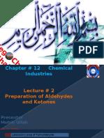 2-preparation of aldehyde and ketones - copy