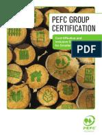 PEFC Group Certification