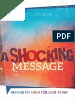 Paul Washer Eine Schockierende Nachricht CLV Verlag Kostenlos