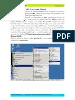 Anx05_Obtener La Dirección MAC de Una Tarjeta Ethernet