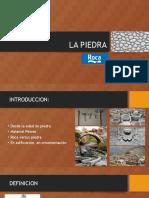 Diapostivas La Piedra