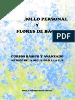 DESAROLLO PERSONAL Y FLORES DE BACH - CURSOS BÁSICO Y AVANZADO pdf a5