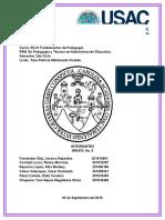 Fines y Funciones de La Educacion (2)