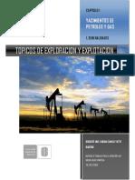 Capitulo i Yacimientos de Petroleo y Gas (1 Generalidades)