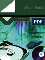 Parente, R.N.C. Etec Brasil. Introdução à Informática. 2008