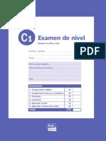 01 C1 Examen Escrito