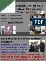 Responsabilidad Civil Penal Y Administrativa Del Ejecutor DIAPOSITIBAS (1)