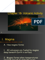 chapter 18 volcanic activity