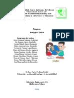 Proyecto Ecologitos DAEA