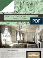 Diseño de Interior con Estilo Clasico
