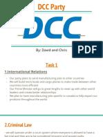 dcc party