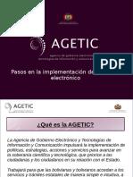 Presentación Plan Gobierno Electrónico-Att