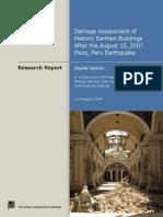 Damage Assess