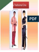 Slide Pakaian Cina