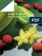 Frutos Tropicales Caracteristicas Basicas