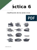 Biologia Practica 5 Moluscos
