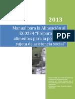 Manual Del Ec0334
