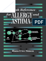 CRC Desk Reference for Allergy and Asthma