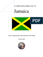 Peace Corps Jamaica Welcome Book  |  November 2009